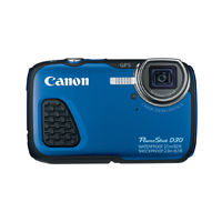 harga Canon PowerShot D30