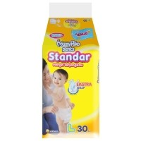 harga MamyPoko Pants Standar L30