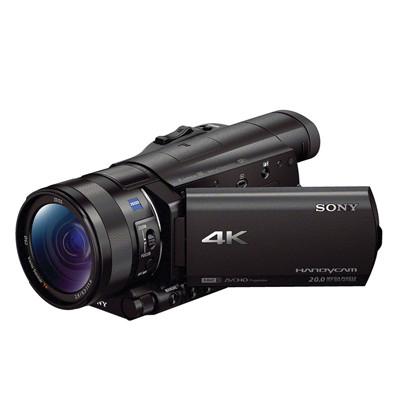 harga Sony Handycam 4K  FDR-AX100E