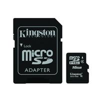 harga Kingston SDHC Micro Class 4 16GB