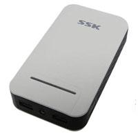 harga SSK Power Bank 11000mAh SRBC519