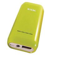 harga SSK Power Bank 4400mAh SRBC533