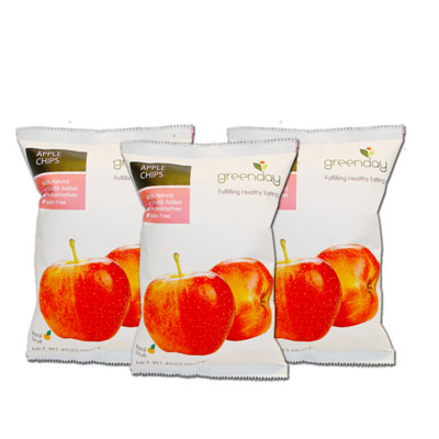 harga Greenday Apple Chips Original Flavour 45g