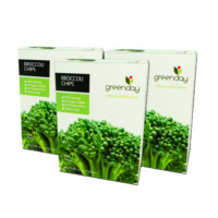 harga Greenday Broccoli Chips Original Flavour 35g