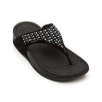 harga FitFlop Sepatu (Pietra Black)