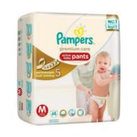 harga Pampers Premium Care Popok Celana M-68