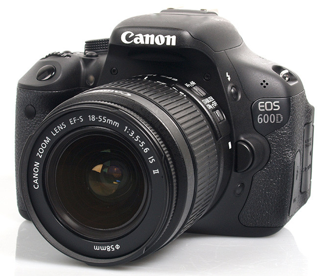 harga Canon EOS 600D DSLR
