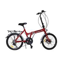 harga Sepeda Lipat VIVA Quantum 20 Alloy Zero (L3110)
