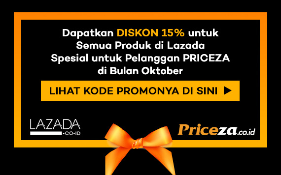 Lazada Exclusive Voucher Spesial Di Bulan Oktober Ceria! Dapatkan Diskon 15% Tanpa Minimum Pembelian
