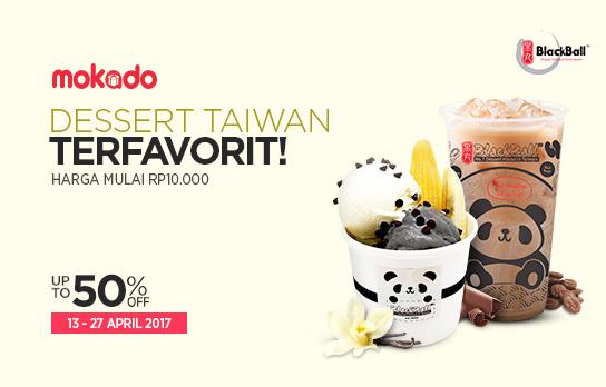 Elevenia Mulai Dari Rp 10,000, Dessert Taiwan Terfavorit...