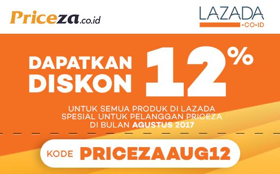 Lazada Exclusive Voucher, Dapatkan Diskon 12% Di Bulan Agustus...