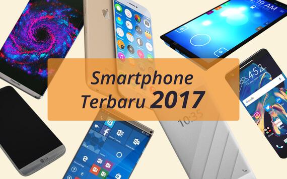 7 Smartphone Keren yang Diprediksi Rilis Tahun 2017