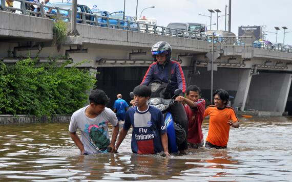 Sudah Siapkah Kamu Menghadapi Bahaya Banjir 2017?