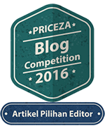 Priceza blog competition 2016