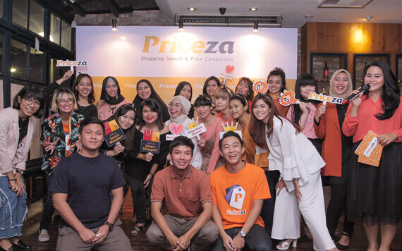 Serunya Intimate Blogger Gathering Pertama Priceza Indonesia