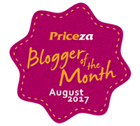 priceza blogger of the month