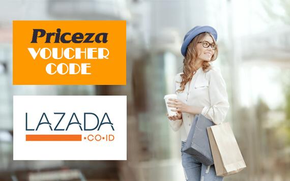 Raih Dobel Untung dengan Voucher LAZADA Tambahan di Priceza!