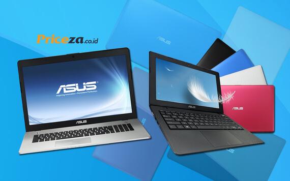 Daftar Harga Laptop ASUS Terbaru di Indonesia