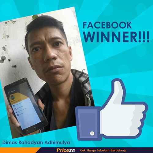 pemenang facebook
