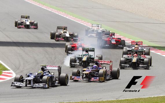 Persiapan Menonton Formula 1 2016 dengan Keluarga!