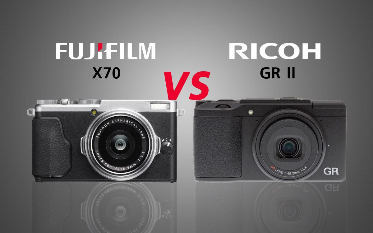 Fujifilm X70 vs Ricoh RG II - Kamera Mana yang Paling Juara?