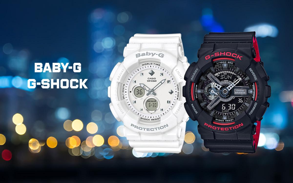 Tampil Beken Dan Sporty Dengan Jam Tangan G-Shock!