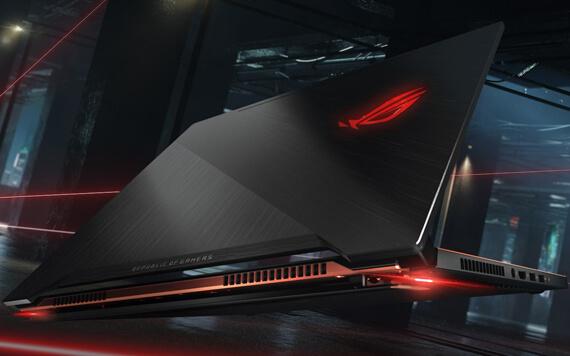 Asus ROG Zephyrus, Gaming Laptop Macho Paling Tipis Saat Ini