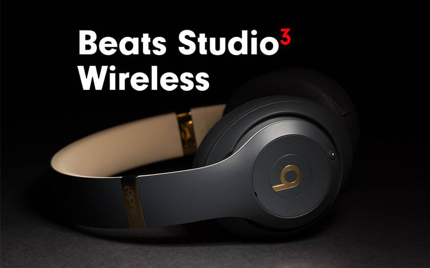 Beats Studio3 Wireless Menjanjikan Suara Berkualitas Terbaik