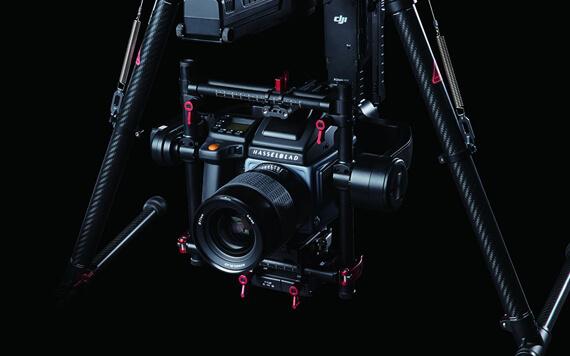 DJI dan Hasselblad Umumkan Kamera Drone 100MP Pertama di Dunia