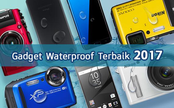 7 Gadget Anti Air yang Wajib Kamu Miliki di Musim Hujan!