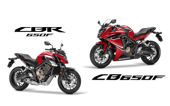 Masih Bingung Pilih Motor Honda CB650F dan CBR650F? Baca Ini