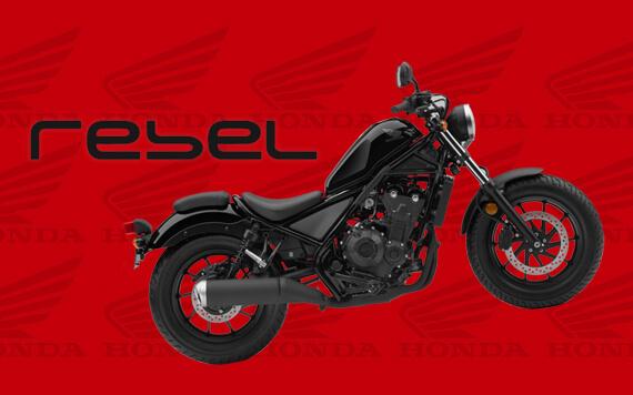 Meluncur Maret, Honda CMX500 Rebel Laris Manis di Indonesia!