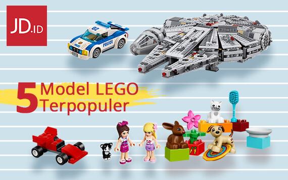 5 Model LEGO untuk Pemberian Berkesan bagi Orang Tersayang!