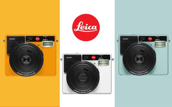 Leica Sofort, Kamera Langsung Jadi yang Ringkas dan Ramping!