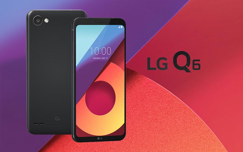 LG Q6 Akan Segera Diluncurkan ke Pasar Global di Luar Korsel