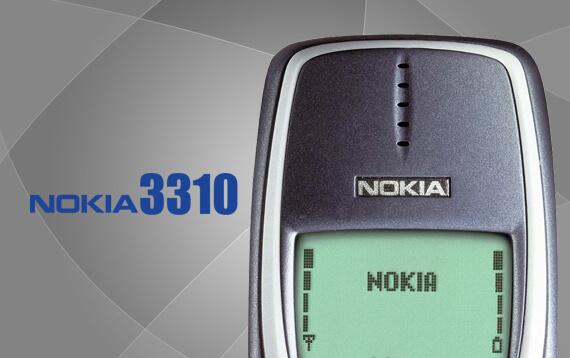 Handphone Nokia 3310 yang Legendaris Akan Kembali!