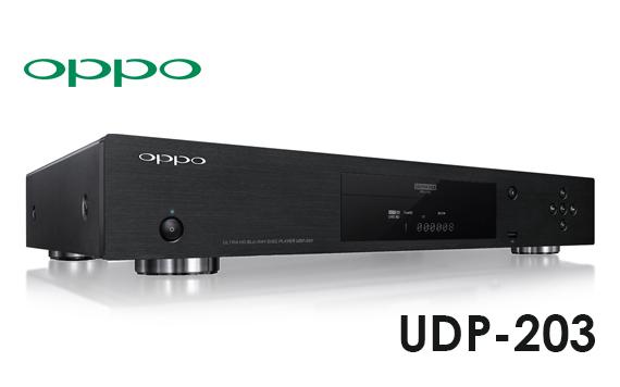 OPPO UDP-203, Blu-Ray Player 4K Ultra HD Andalan Moviegoers