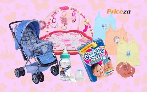 Perlengkapan Bayi Untuk Menyambut Kelahiran Anak Pertama