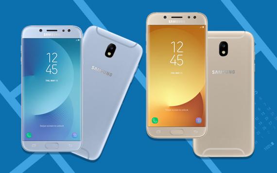 Pre-Order Samsung Galaxy J7 Pro dan J5 Pro Indonesia Dibuka!