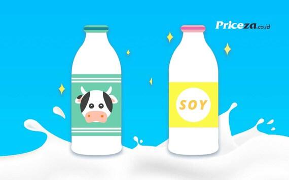 Apakah Susu Kedelai Lebih Baik dari Susu Sapi untuk Ibu Menyusui?