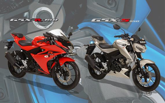 Intip Bedanya Suzuki GSX S150 dan Suzuki GSX R150