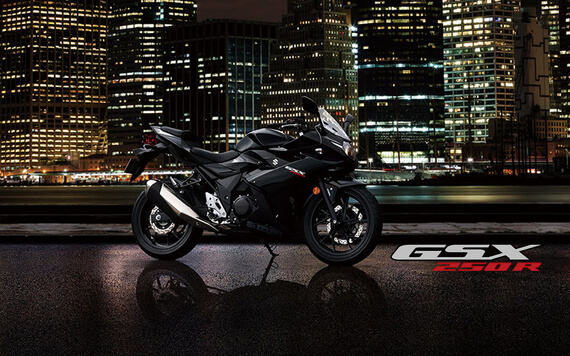 Suzuki GSX250R Siap Menghadang Honda CBR250RR dan Yamaha R25