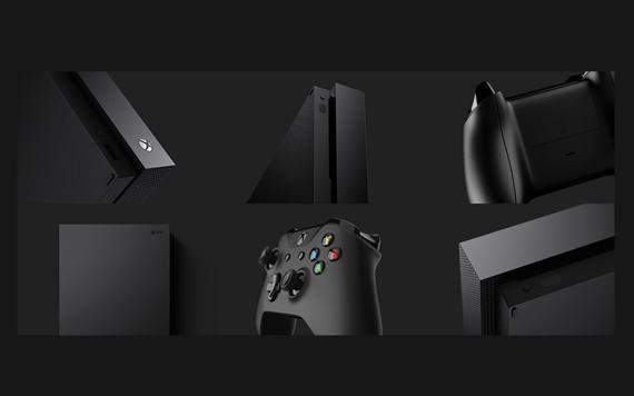 Bandingkan Console XBox One X dan One S Dulu Sebelum Upgrade
