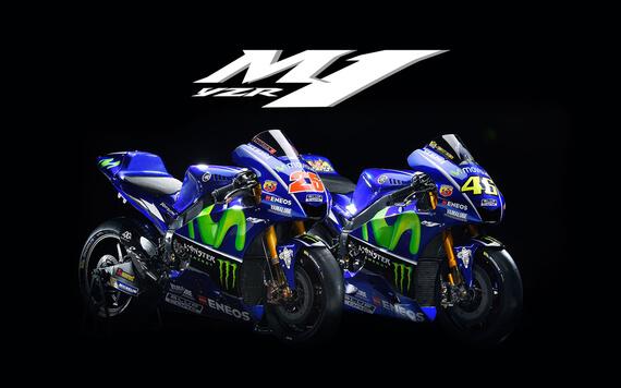 Setangguh Apa Spesifikasi Motor Yamaha YZR-M1 2017?