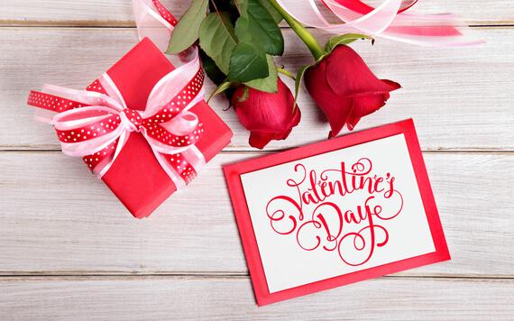 Ide Kado Hari Valentine 2017 Spesial untuk Pasangan