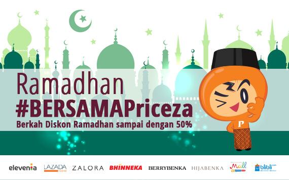 Ramadhan Penuh Berkah #BERSAMAPriceza