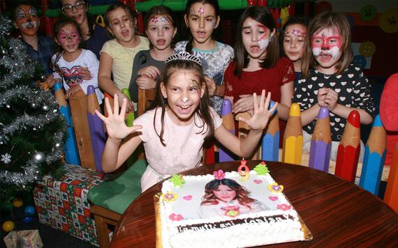 Lima Konsep Unik Perayaan Acara Ulang Tahun Anak !