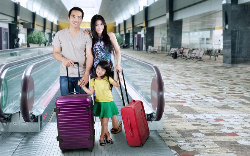 Berlibur yang Asyik, Nyaman dan Bebas Stres dengan Keluarga