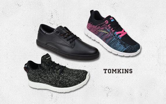 Lirik Sepatu Tomkins Terbaru dan Ceriakan Harimu!