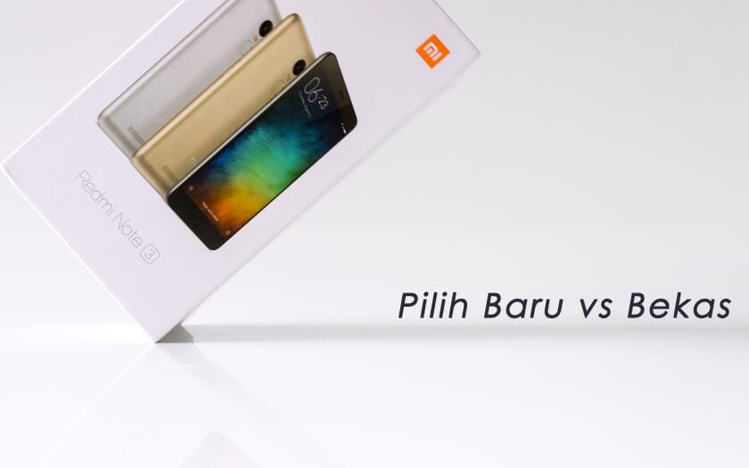 Hal Wajib diperhatikan Saat Membeli Hp Xiaomi Baru dan Bekas